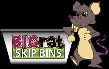 Big Rat Skip Bin Logo